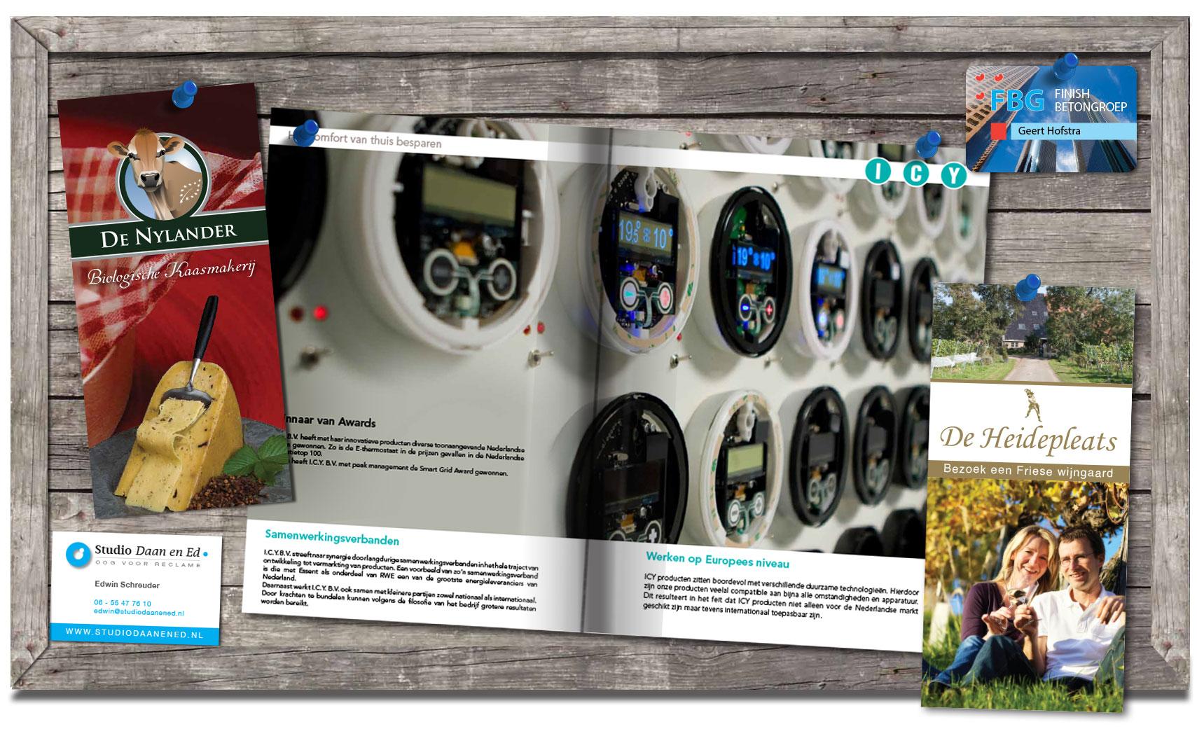 brochures-en-flyers-prikbord