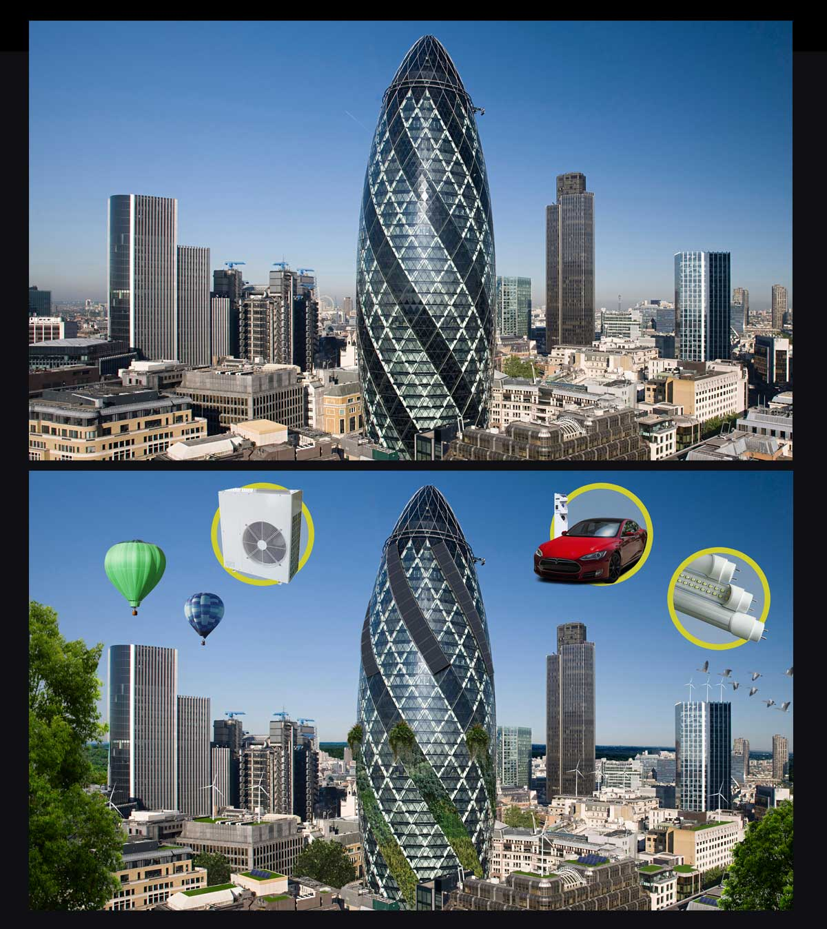 gherkin-photoshop-visualisatie