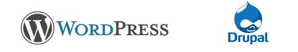 logos-wordpress-drupal